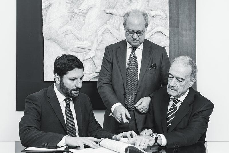 Piselli and Partners studio legale contrattualistica pubblica Roma