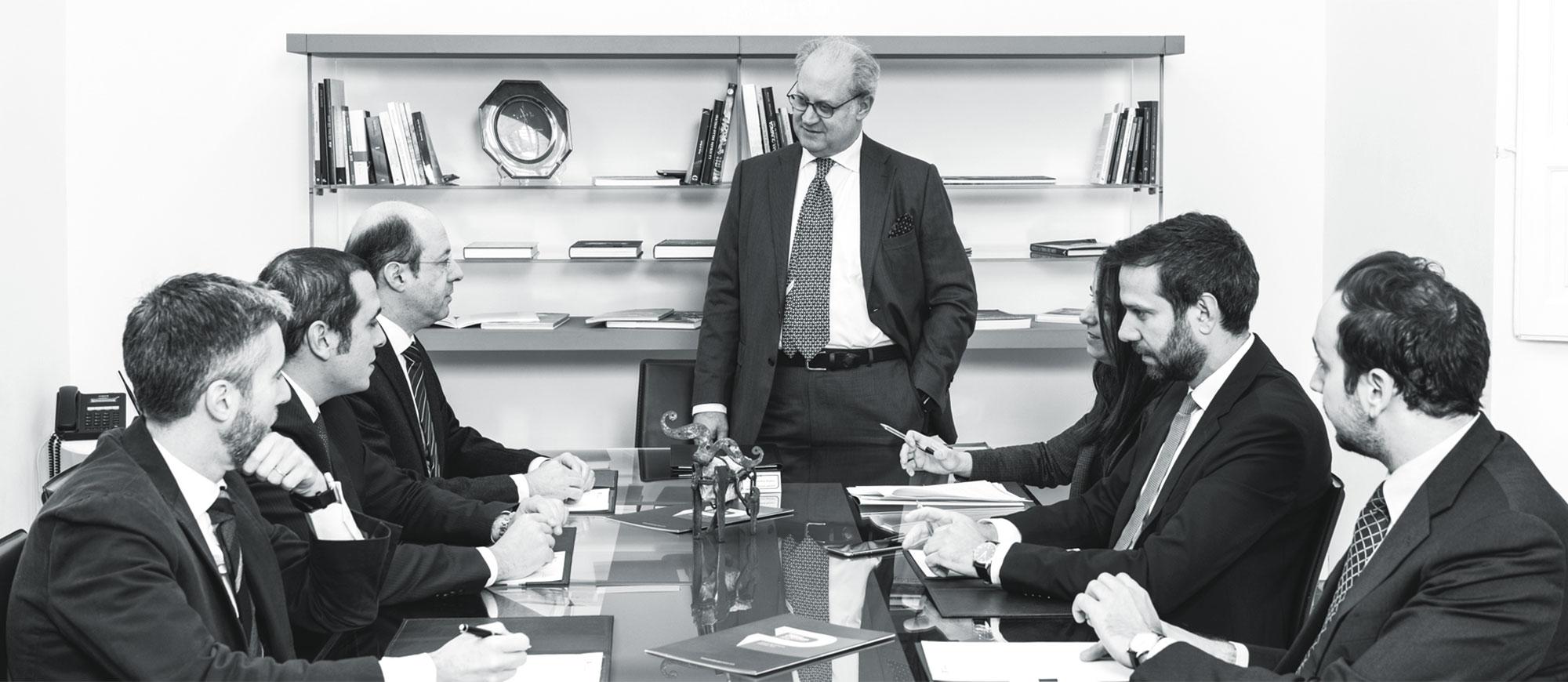 Piselli and Partners studio legale Roma dipartimento contrattualistica pubblica - appalti